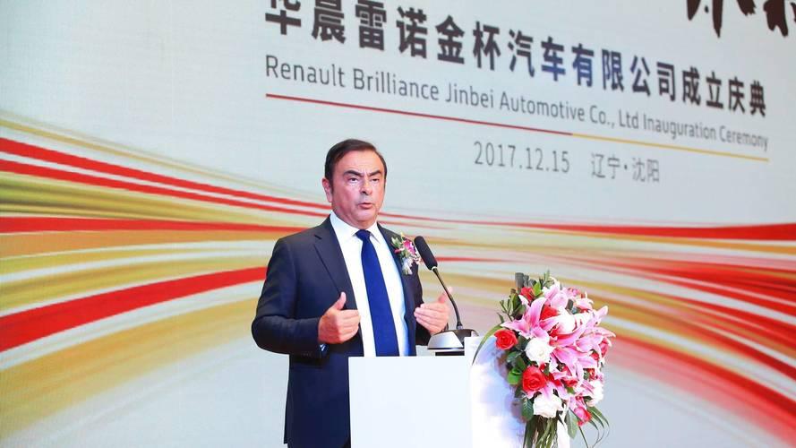 Groupe Renault - Forte croissance au premier semestre 2018