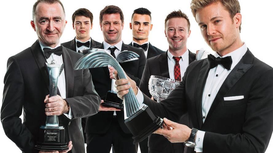 Candidatos Autosport Awards 2017