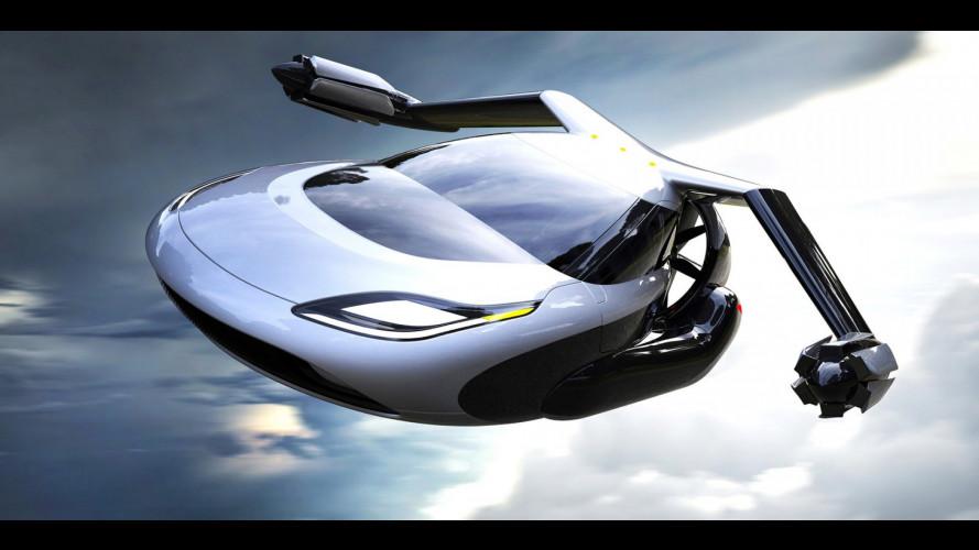 Geely compra Terrafugia e punta all'auto volante