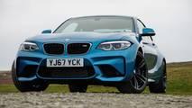 2017 BMW M2 first drive
