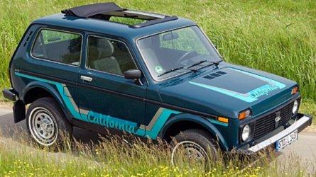 Különleges kiadású 4x4-et dobott piacra a Lada