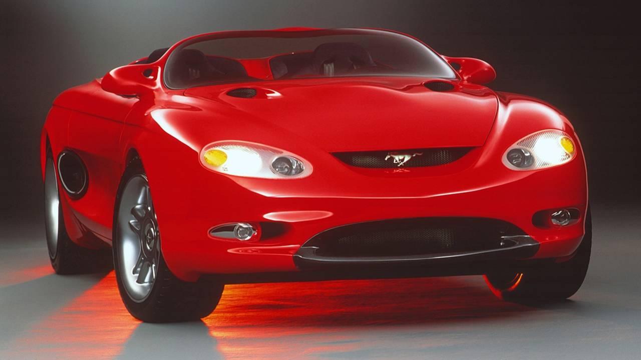 1993 Mustang Mach III Concept