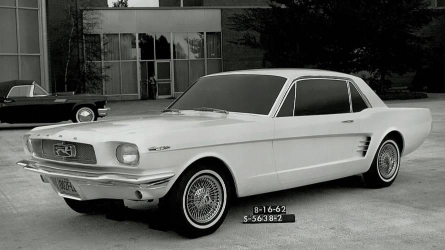 Ford Mustang: los 10 concept cars que han marcado su historia