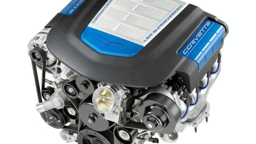 Corvette ZR1 LS9 Engine Photos Leaked