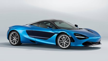 McLaren unveils two more MSO one-offs