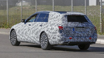 2017 Mercedes E-Class Estate spy photo