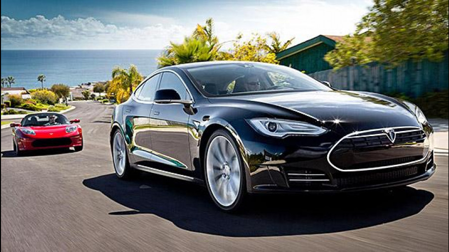 Tesla, la strada verso l'elettrica