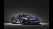 McLaren, scarichi in oro 24k per la 675 LT Spider e la P1 MSO
