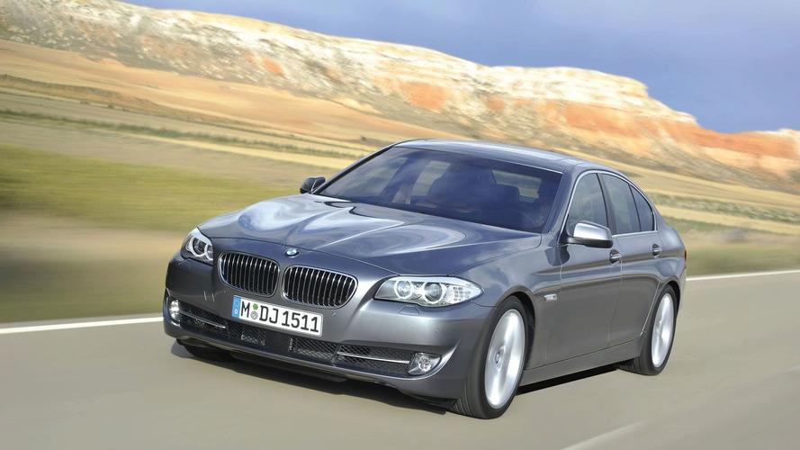 2011 BMW 5 Series Sedan Prices Announced for U.S. [Video]
