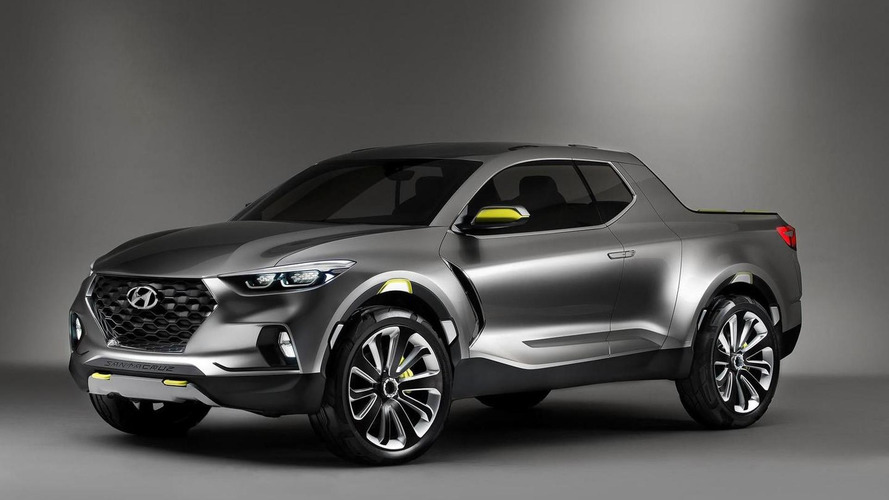 Hyundai Confirms New Pickup Truck Will Be Sold In The U.S.