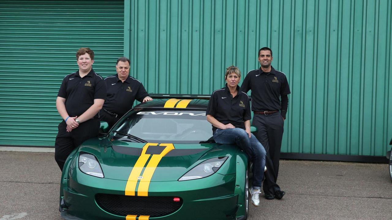 Lotus Evora GTC 11.5.2012