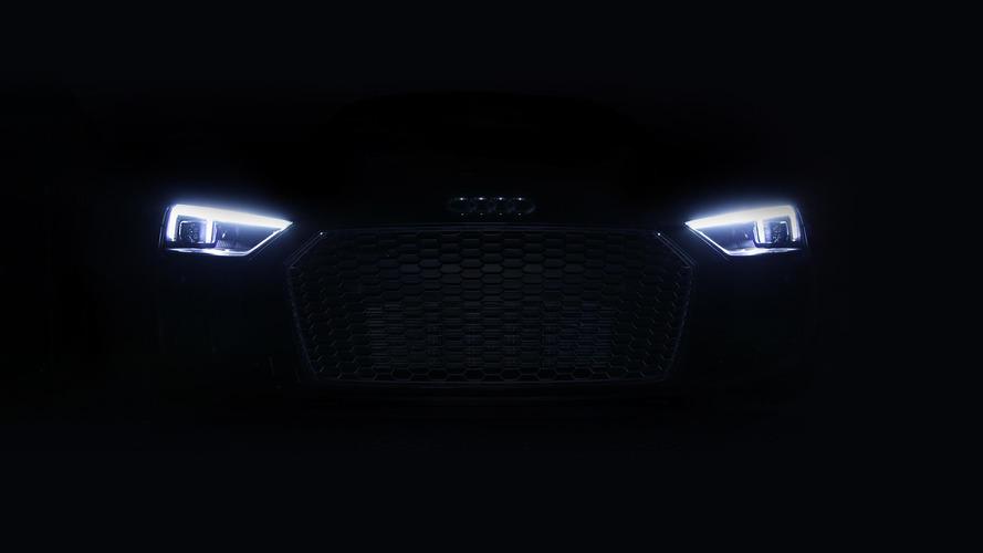 Frickin' Laser Beam Headlights Now Standard On Top R8