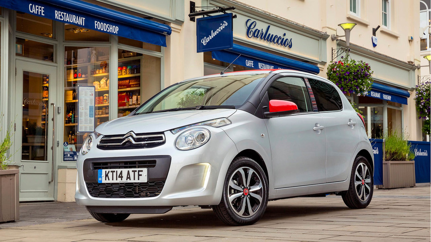 2017 Citroen C1 Review