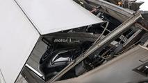 Porsche 911 treyler kazası