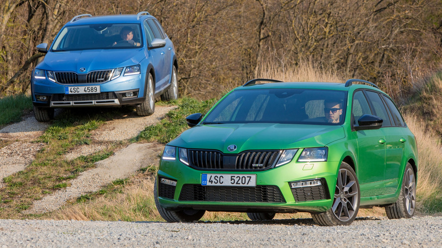 2020 Skoda Octavia will allegedly revert to classic headlights