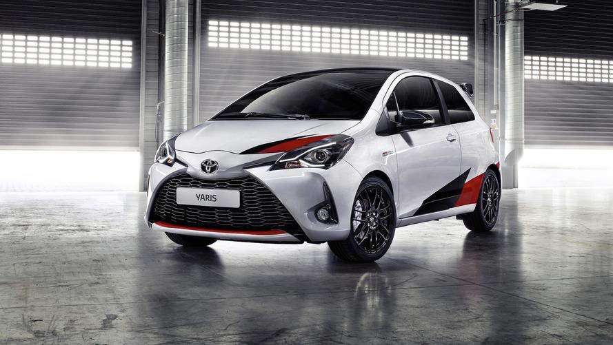 Avrupa'ya sadece 400 Toyota Yaris GRMN gelecek