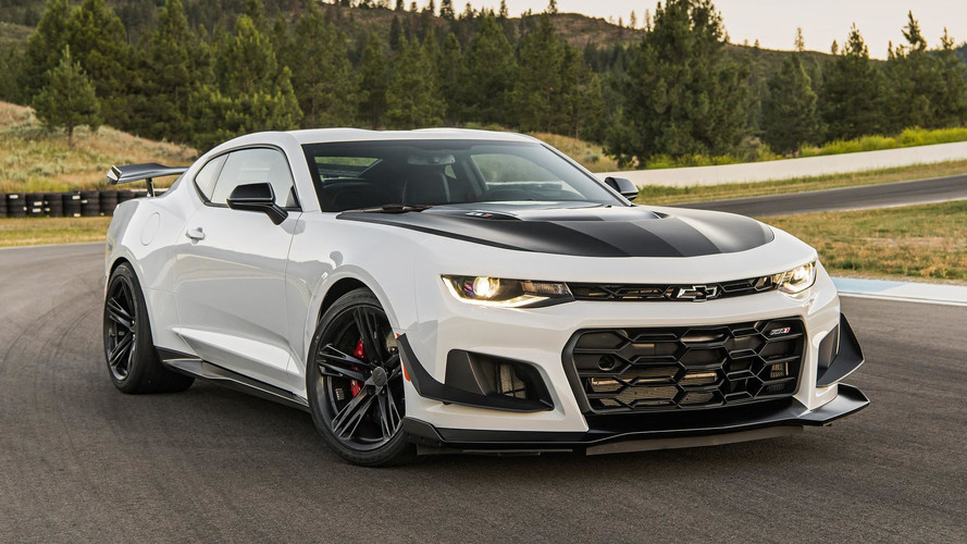 Chevy Compares 2018 Camaro ZL1 With… Santa's Sleigh