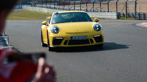 Porsche 911 GT3 Nürburgring