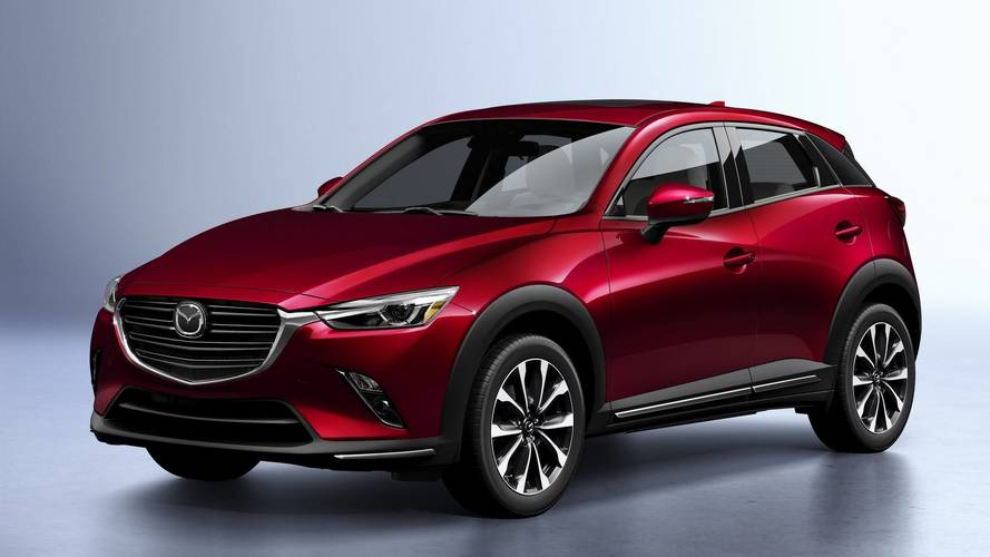 Mazda CX-3 2018, atractivo restyling