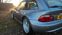 BMW Z3M Coupe with V8 engine