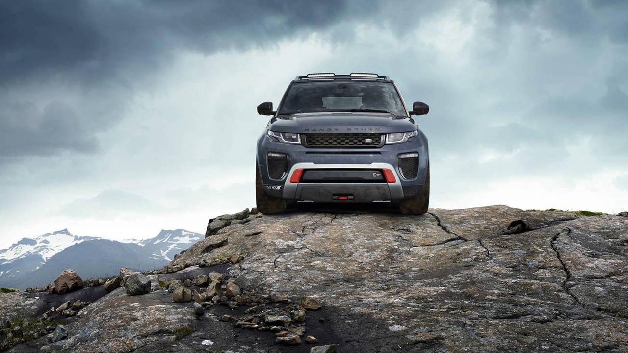 Renders Land Rover SVX