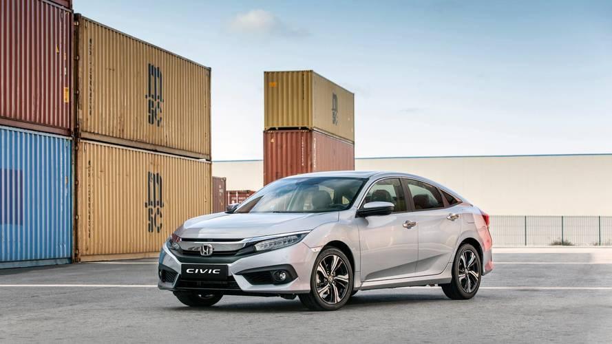 Honda Civic'te Nisan ayına özel fırsatlar