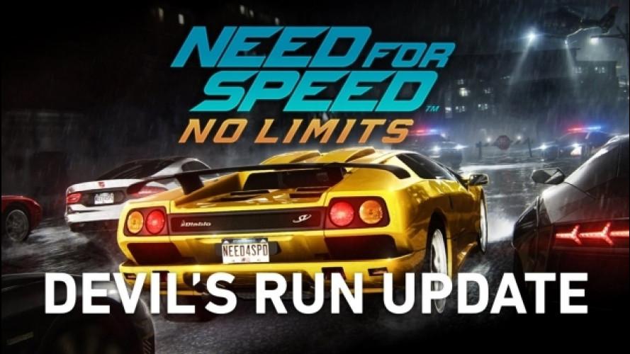 Need for Speed No Limits, ora si gareggia con il Diavolo