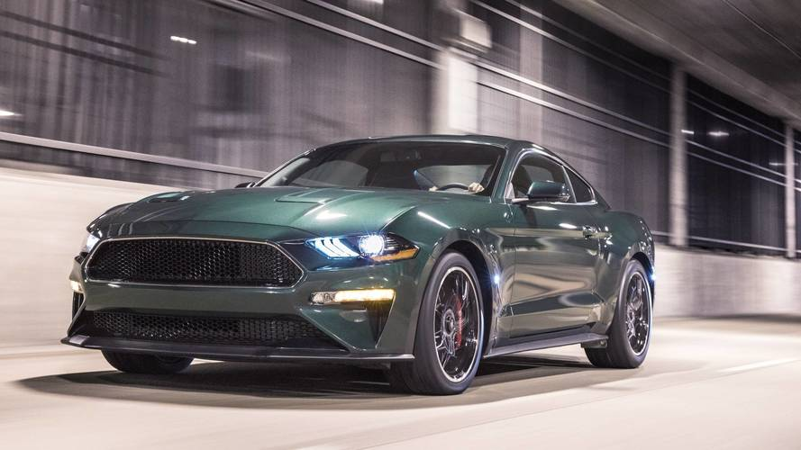 Ford Mustang Bullitt is coming to the UK