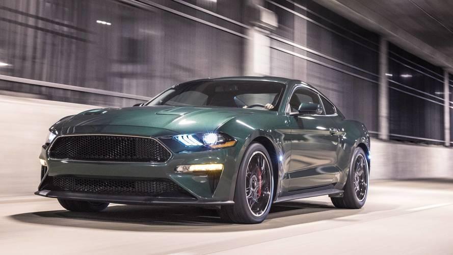 Megérkezett a sokak által várt új Ford Mustang Bullitt