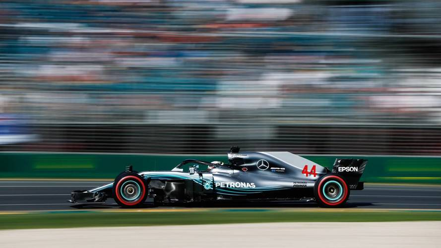 Lewis Hamilton says it's exciting that F1 rivals are catching up
