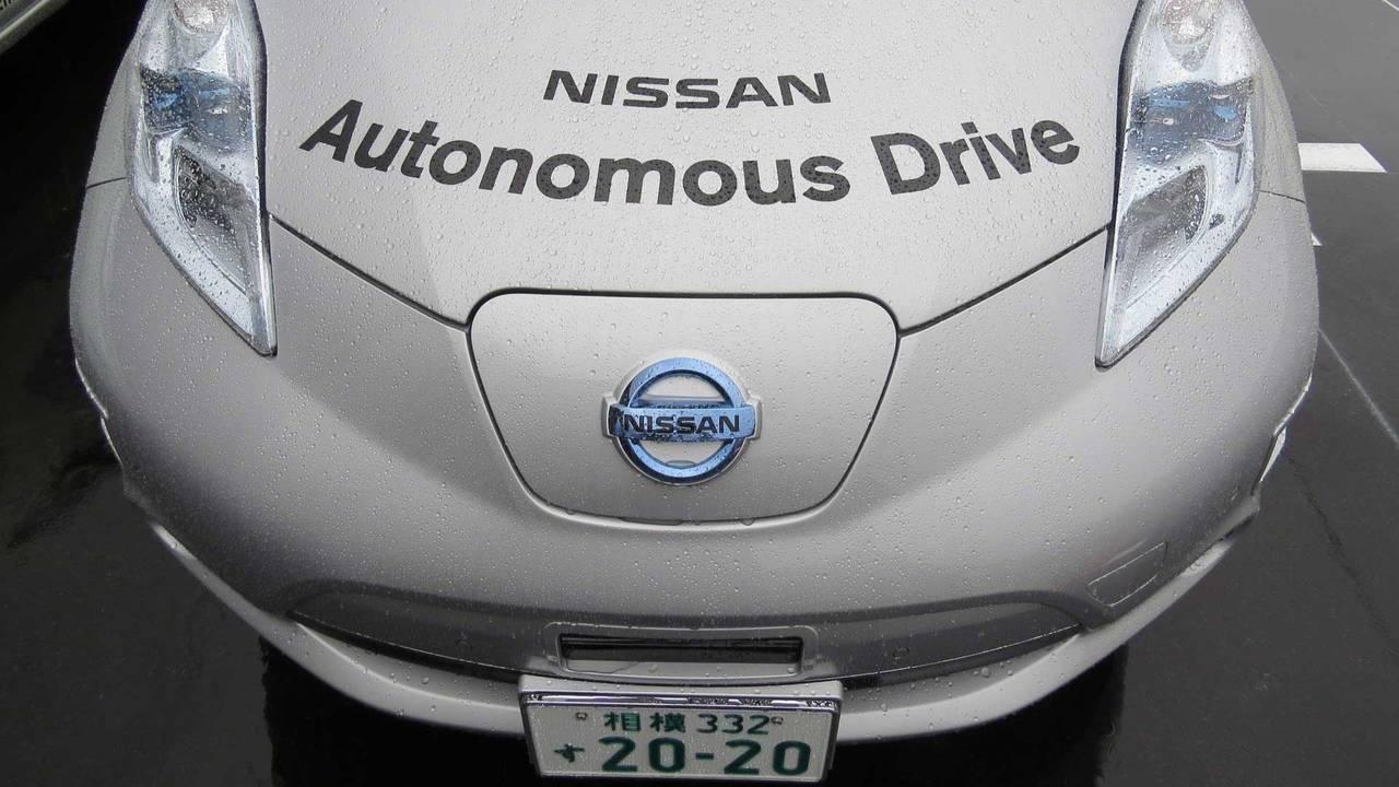 Nissan/NASA Autonomous Vehicle Development
