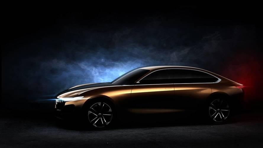 Pininfarina, yeni konsepti H500'ün teaser'ını yayınladı