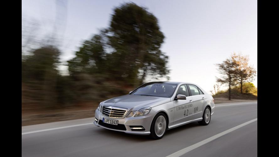 Mercedes Classe E BlueTEC HYBRID