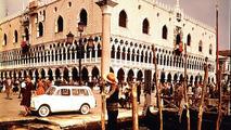 1960: Fiat 500 in Venice