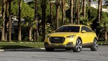 Audi TT Offroad concept - Q4 trademark