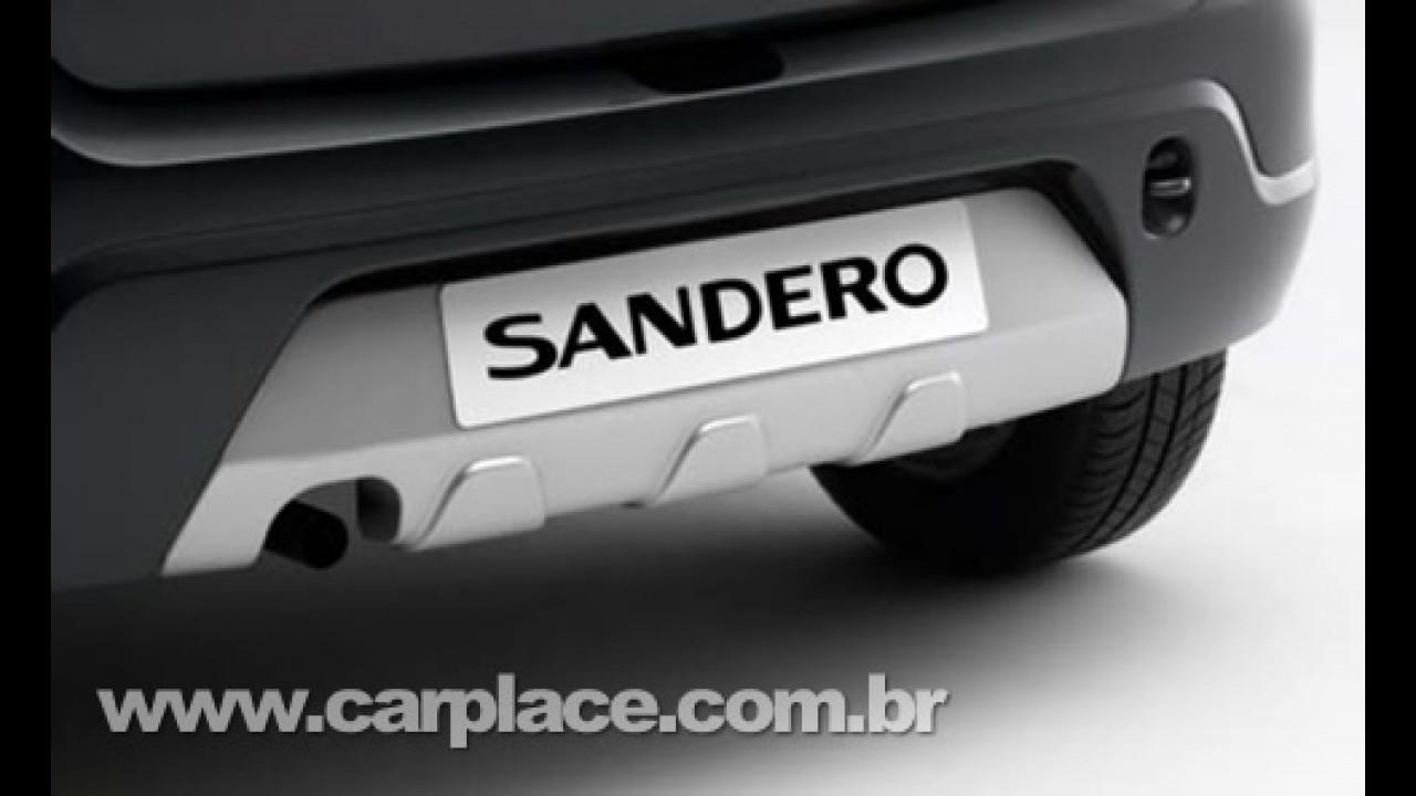 Dacia oferece Kit Cross para deixar o Sandero com visual