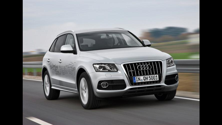 Audi Q5 HFC