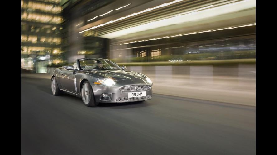 Jaguar XJ e XKR Portfolio