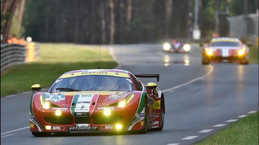 """Ferrari vince a Le Mans e """"pensa"""" di lasciare la F1"""