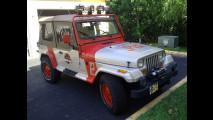 Jurassic Park Jeep Replica