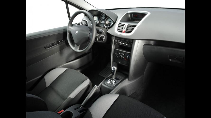 Peugeot 207 ECO GPL