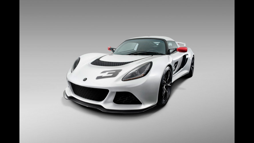 Nuova Lotus Exige S, il video
