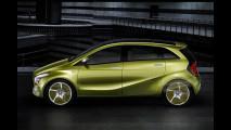 Mercedes BlueZero Concept a Detroit