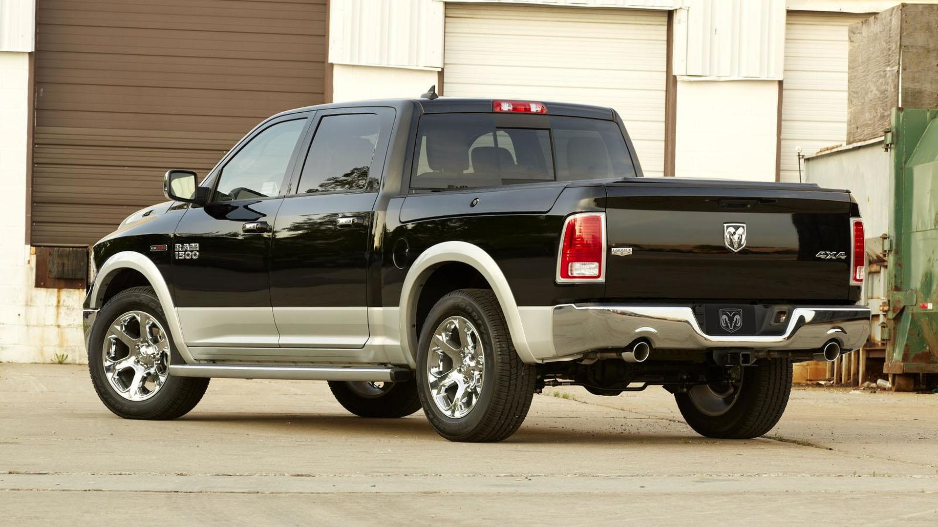 2014 Ram 1500 revealed EcoDiesel engine specifications announced