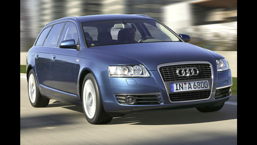 It's Avant-Time again! Audi A6 Avant 2.7 TDI im Test