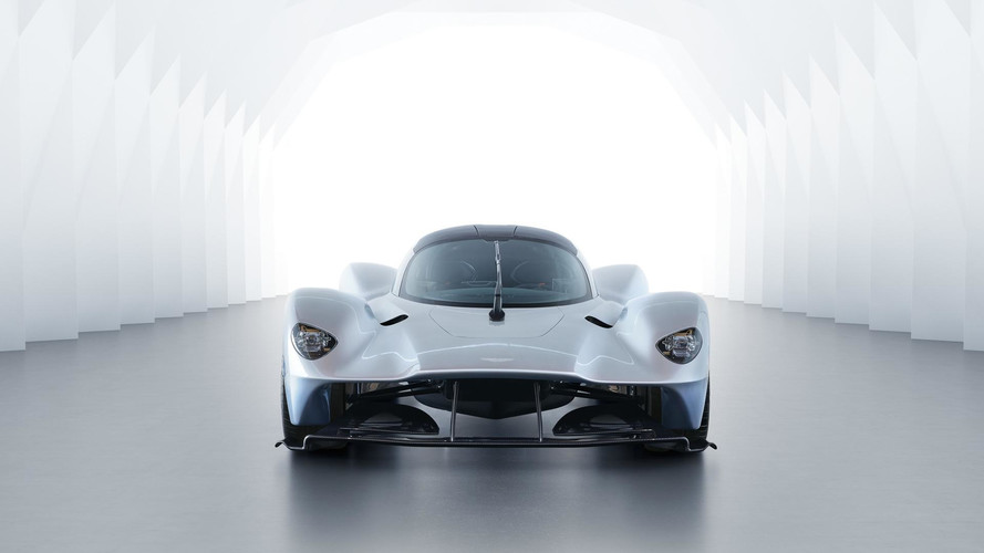 Aston Martin Valkyrie Shown In Near-Production Form