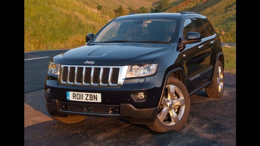 Jeep Grand Cherokee será produzido na Argentina