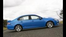Austrália: Ford Falcon tem pior resultado em vendas da história