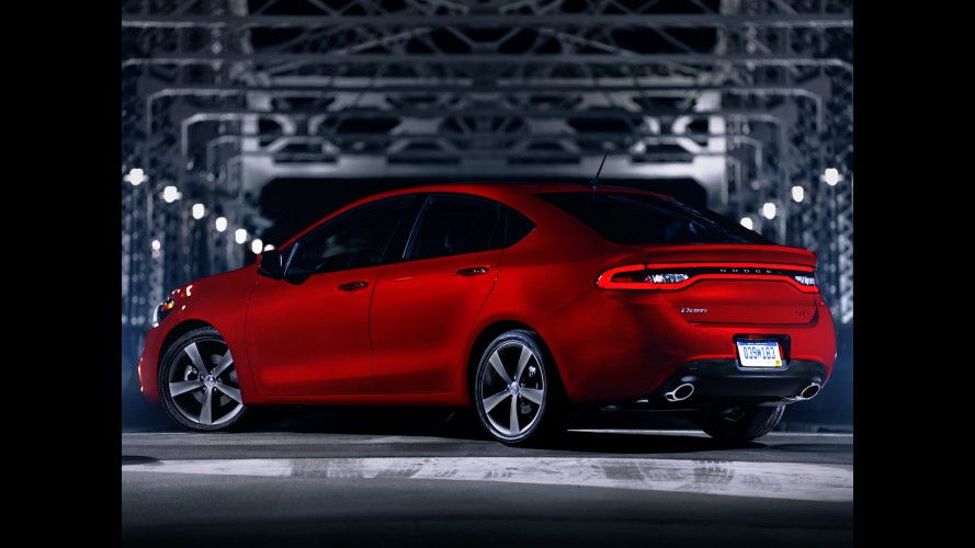 Dodge Dart será lançado na China como Fiat Viaggio