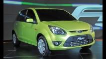 Ford confirma chegada das reestilizações do Ecosport e Fiesta (Figo) no Brasil em 2010